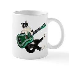 Cat Ukulele Mug