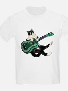 Cat Ukulele T-Shirt