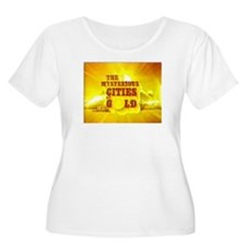 Mysterious Cities Of Gold Plus Size T-Shirt