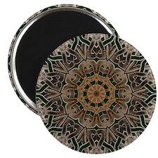 Stone Celtic Knot Kaleidoscope Magnet