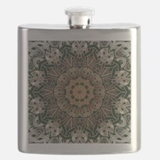 Stone Celtic Knot Kaleidoscope Flask