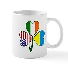 Shamrock of Ukraine Mug