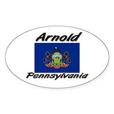 Arnold Pennsylvania Oval Decal