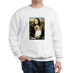 Mona's Papillon Sweatshirt