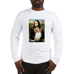 Mona's Papillon Long Sleeve T-Shirt