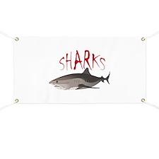 Sharks Banner