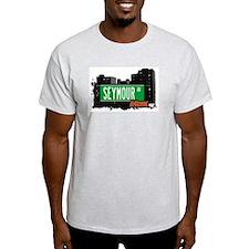 SEYMOUR AV, Bronx, NYC  T-Shirt