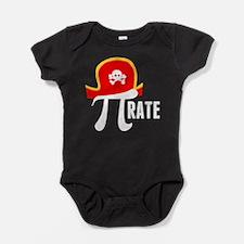 Pi-Rate Baby Bodysuit