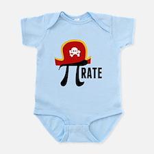 Pi-Rate Infant Bodysuit