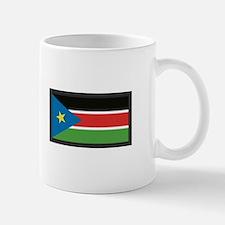 SOUTH SUDAN FLAG Mugs