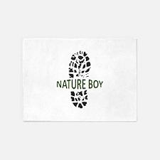 Nature Boy 5'x7'Area Rug
