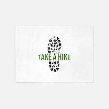 Take A Hike 5'x7'Area Rug