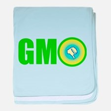 GMO baby blanket