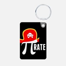 Pi-Rate Keychains