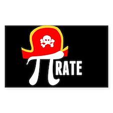 Pi-Rate Bumper Stickers