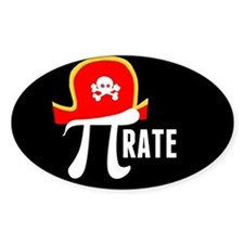 Pi-Rate Decal