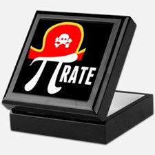 Pi-Rate Keepsake Box