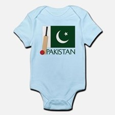 Pakistan Cricket Body Suit