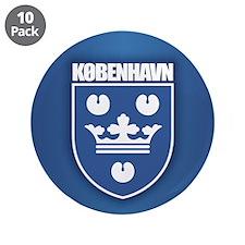 "Kobenhavn 3.5"" Button (10 pack)"