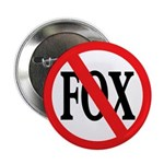 Slash Through Fox Button (10 pack)