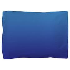 Preston Blue Pillow Sham