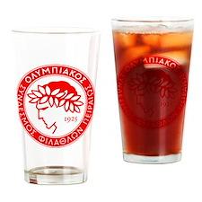 olympiakos 2 Drinking Glass