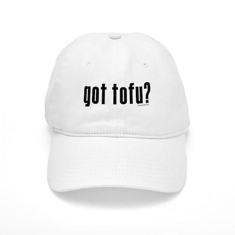 got tofu? Cap