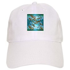 Cool Blue and gold Baseball Cap