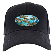 Cute Blue and gold Baseball Hat