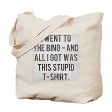 The Sopranos Bada Bing Tote Bag
