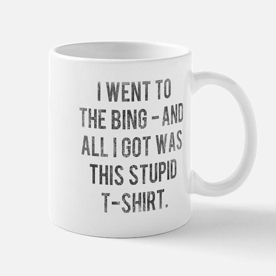 The Sopranos Bada Bing Mug