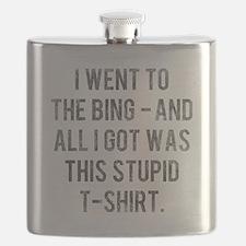 The Sopranos Bada Bing Flask