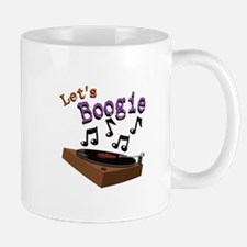 Lets Boogie Mugs