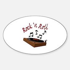 Rock n Roll Decal
