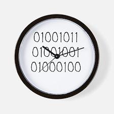 KID 01001011 Wall Clock