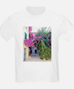 Flowers of Purple T-Shirt
