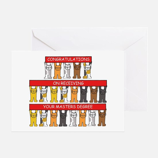 Congratulations on receiving your Ma Greeting Card
