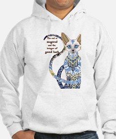 egyptian cat Hoodie
