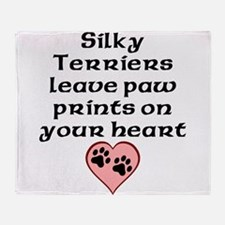 Silky Terriers Leave Paw Prints On Your Heart Thro