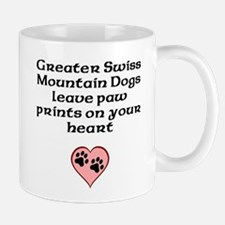 Greater Swiss Mountain Dogs Leave Paw Prints On Yo