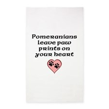 Pomeranians Leave Paw Prints On Your Heart Area Ru