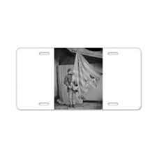civilwarflag Aluminum License Plate