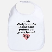 Irish Wolfhounds Leave Paw Prints On Your Heart Bi