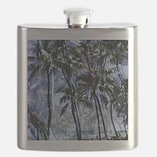 Island Memories Flask