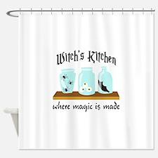 WITCHS KITCHEN Shower Curtain
