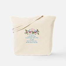 WEDDING VOWS Tote Bag