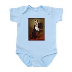 Lincoln's Papillon Infant Bodysuit