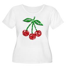 Sparkling Cherries T-Shirt