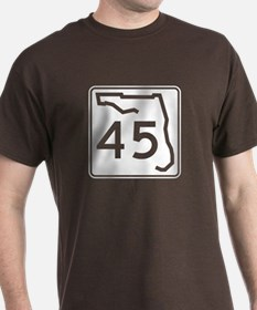 Route 45, Florida T-Shirt