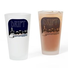 City Drift Drinking Glass